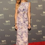 Sarah Jessica Parker looking lovely and lady-like in lavender