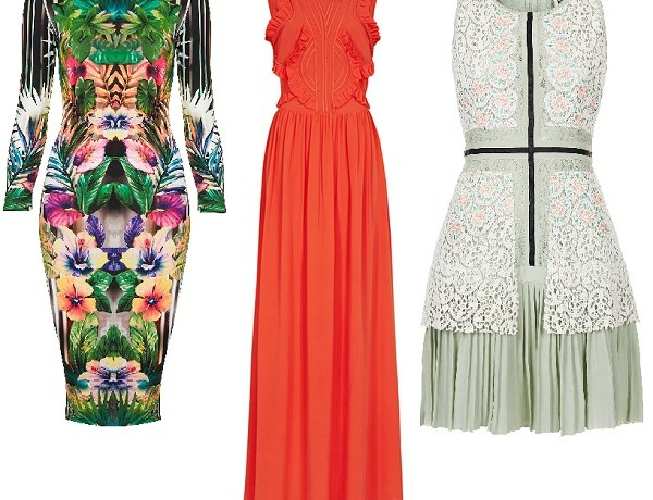 Stay super stylish in this season's top 7 statement dresses!