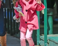 Suri Cruise is NOT launching her own fashion line!