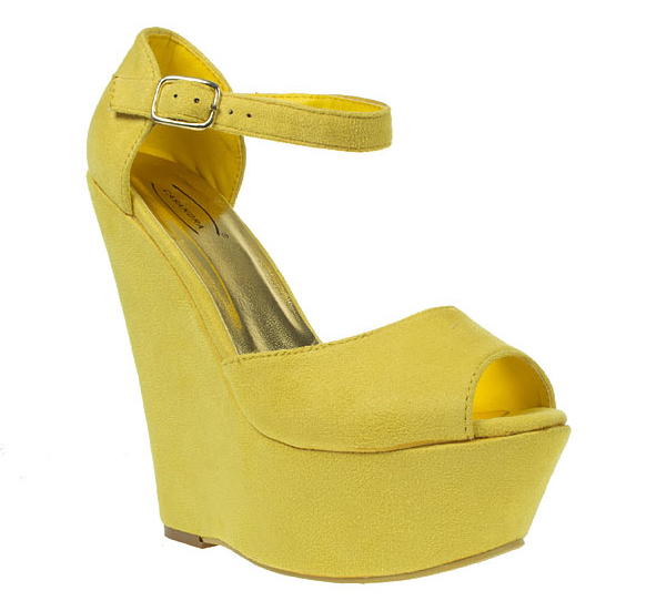 yellow-wedges