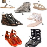 7 of the best gladiator sandals you need right now