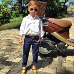 Pea-sized prodigies: Meet the 5-year-old Scott Disick