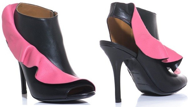 Balenciaga Wave Frill Ankle Boots: Yay or Nay?