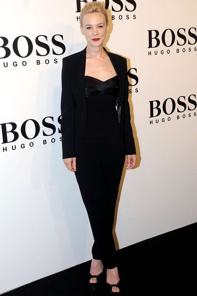Carey Mulligan is Best Dressed of the Week in Boss
