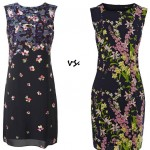 Steep vs. Cheap: Floral Printed Shift Dress