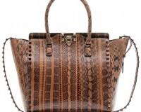 Valentino Snakeskin Rockstud Handbag: Yay or Nay?