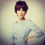 First look at Alexa Chung for L'Oréal INOA colour