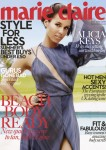 alicia keys marie claire uk july 2013