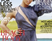 Alicia Keys is Marie Claire UK's hot July cover star!