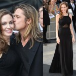 Angelina Jolie wows in Saint Laurent Paris for World War Z premiere in London