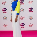Anne Keothavong breaks the mould in Antonio Berardi at pre-Wimbledon party