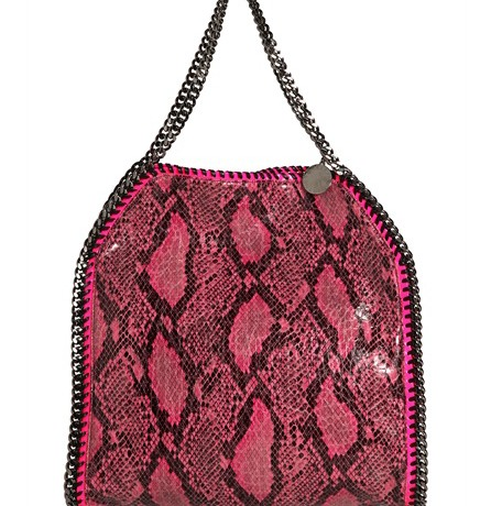 Lusting after….the Stella McCartney Falabella Faux Python Bag