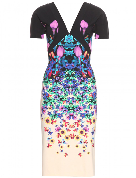 Buy of the Week: Roberto Cavalli Print Dress