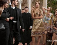 "Dolce and Gabbana's ""alternative Mediterranean life"" AW13 ads"