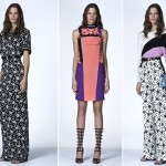 Fausto Puglisi's debut Emanuel Ungaro Resort collection