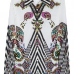 Lunchtime Buy: Etro Printed Stretch-Cotton Shirt