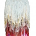 Lunchtime Buy: Tim Ryan multi fringed skirt