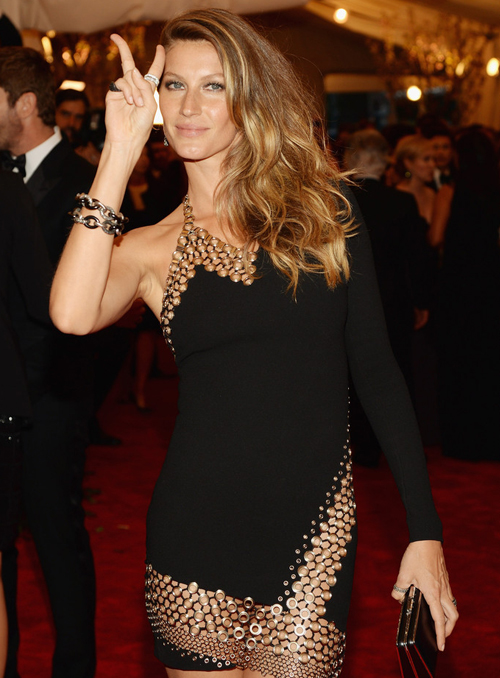 Gisele still Forbes Most Powerful model