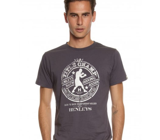 Treat him to… Henleys Title Champ Tee