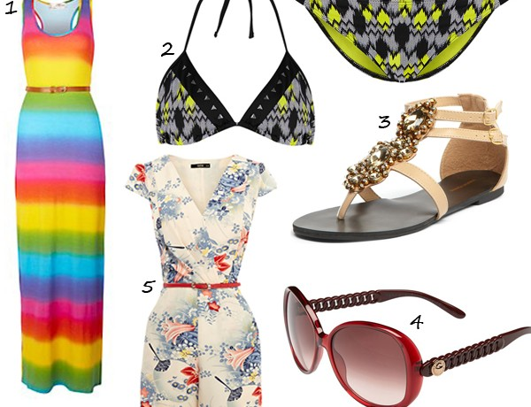 Going to Ibiza for your hols? Here are 5 picks for your suitcase