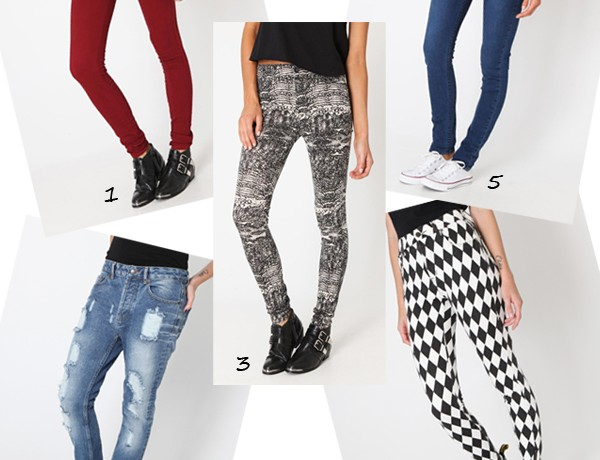5 of the best jeans to suit every budget!