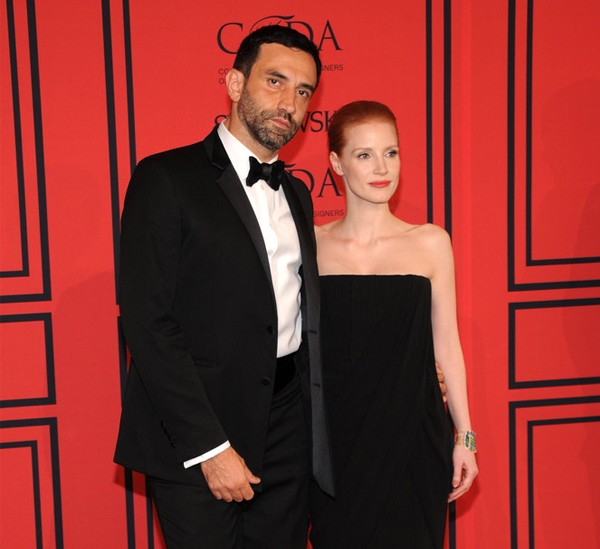 CFDA Awards 2013: The best dressed!
