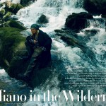 Highlights from John Galliano's first interview since 'those' comments…