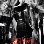 Karlie Kloss returns for dark Jean Paul Gaultier ad campaign