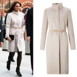 MaxMara reissues Kate Middleton's coat, names it after her