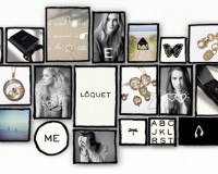 Laura Bailey and Sheherazade Goldsmith launch 'Loquet' collection