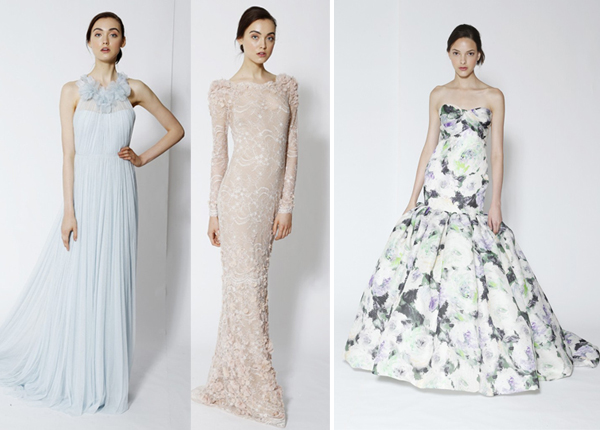 "Marchesa goes ""off-duty Princess"" for Resort 2014"