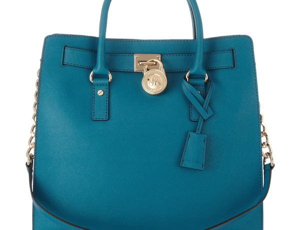 Lunchtime Buy: Michael Kors Hamilton large textured-leather tote