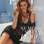Miranda Kerr goes bikini babe for The Edit, talks Victoria's Secret departure and Orlando Bloom