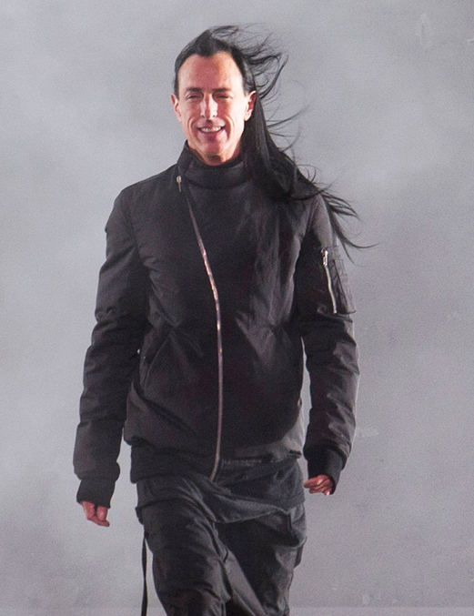Rick Owens collaborates with Adidas – but not for the reason you think