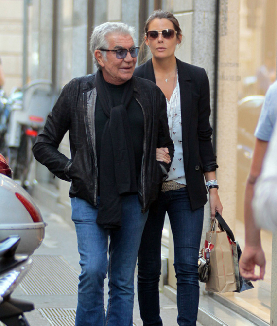 Roberto Cavalli releasing autobiography this year!