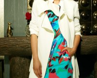 Roland Mouret moves into rebellious territory for Resort 2014
