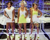 Wimbledon female pros wear adidas by Stella McCartney Barricade