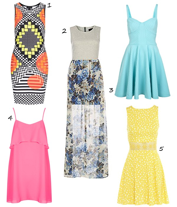 5 of the best summer dresses under £100