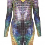 Lunchtime Buy: Topshop Animal Bodycon Dress