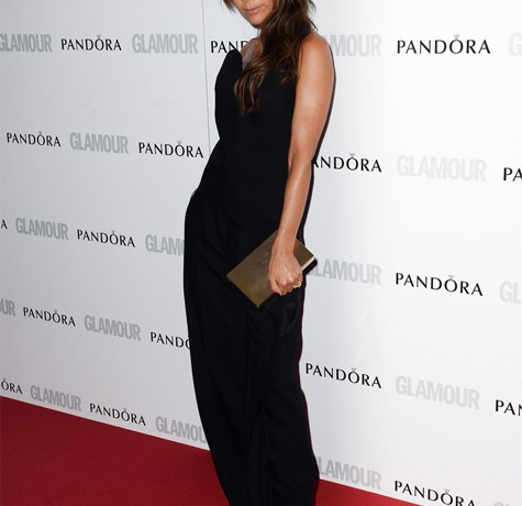 Victoria Beckham crowned Glamour's Woman of the Decade