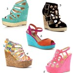 5 gorgeous wedges under £30