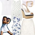 Midweek Moodboard: Wimbledon whites