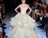 Zac Posen goes bridal