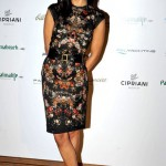 Zoe Saldana wows in head to toe Alexander McQueen