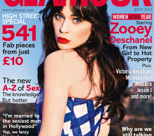 "Zooey Deschanel: ""I want to be a feminist and wear a Peter Pan collar. So what?"""