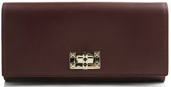 Valentino Rockstud lock wallet: Yay or Nay?
