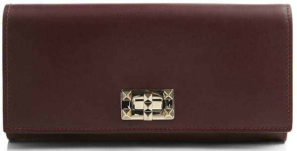 Valentino Rockstud lock wallet: Yay or Nay?