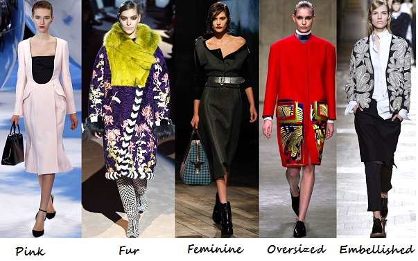 5 of our favourite autumn/winter trends