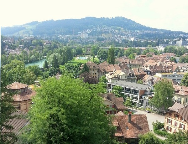 My Fashion Life visits Bern, Switzerland
