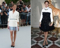 Olivia Palermo is Best Dressed of the Week in Valentino and Christian Dior